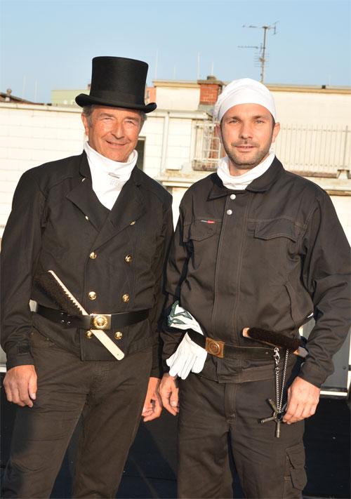 Georg und Christian Gruber